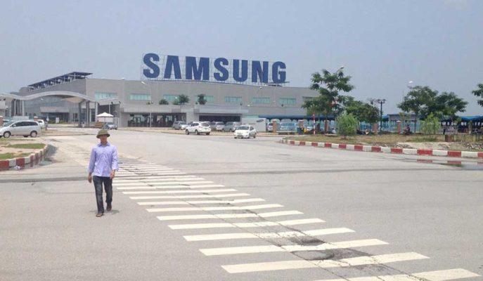 Corona Virüsü Samsung'a Fabrika Kapattırdı