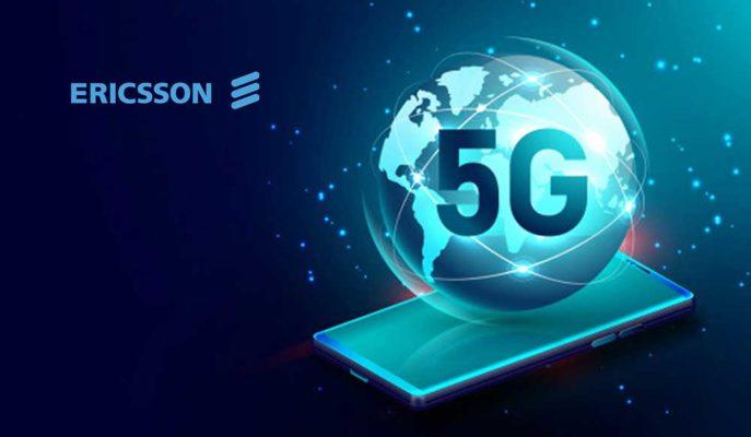 Ericsson 5G Hız Testinde Huawei'ye Fark Atarak Rekor Kırdı