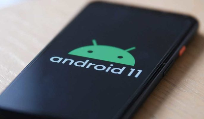 Google Android 11 için Çift Dokunma Özelliğini Test Ediyor
