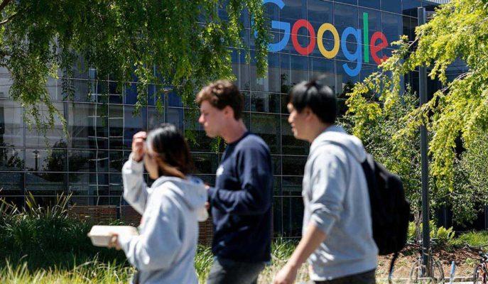 Google, Çalışanlarından Birinde Corona Virüsüne Rastlandığını Açıkladı
