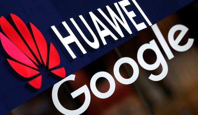 Google'ın Huawei ile Arasındaki Köprüleri Yeniden Kuracak Lisans Başvurusu Yaptığı İddia Edildi