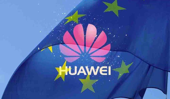 Huawei 5G için Avrupa'ya Yatırım Yapacağını Açıkladı