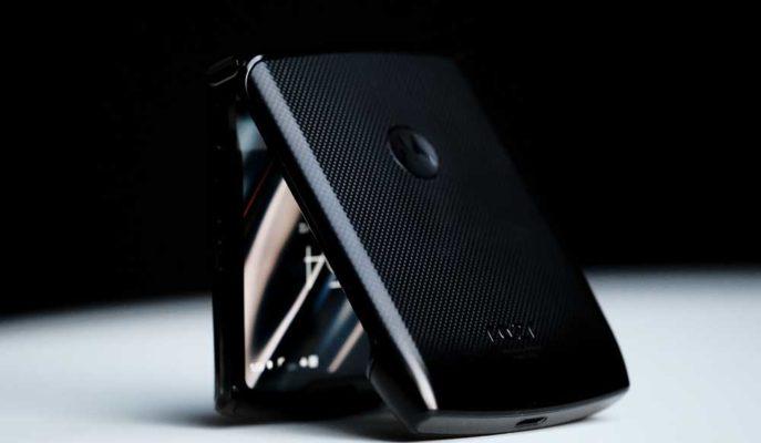 Motorola'nın Katlanabilir Telefonu Razr'ın Ekranında Sorunlar Tespit Edildi