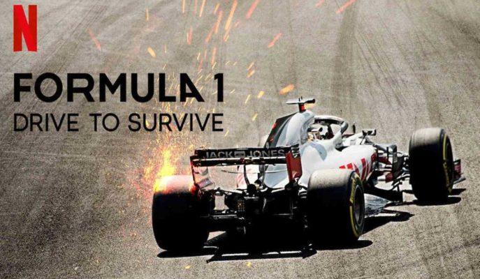 Formula 1'in Perde Arkasını Gösteren Netflix Belgeseli Drive to Survive İkinci Sezonu ile Geliyor