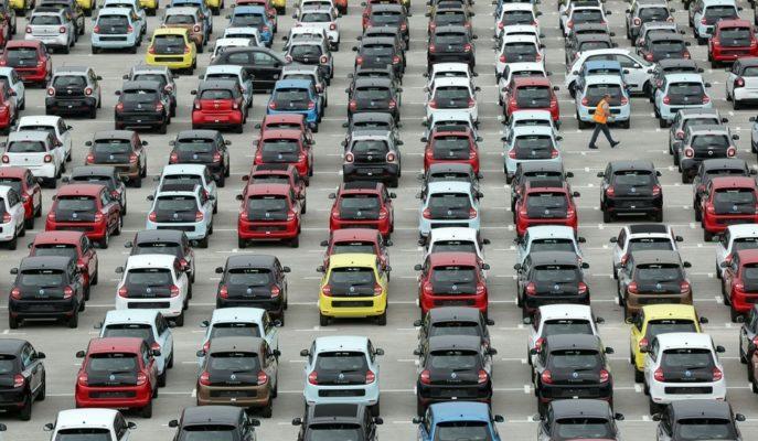 Ocak Ayında Otomobil Satışları Yılık Bazda %100,53 Artış Gösterdi