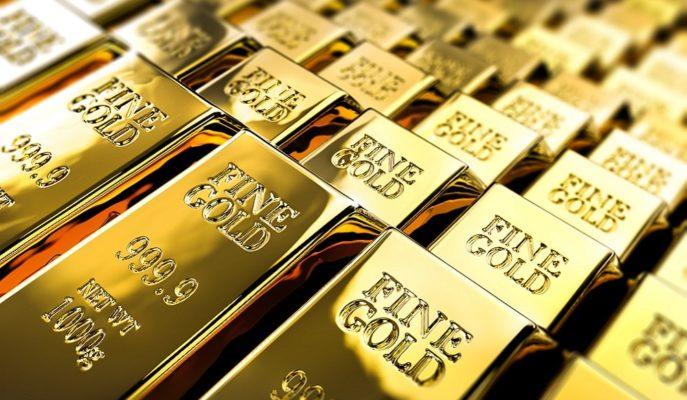 2 Haftanın En Düşüğünden Yükselen Ons Altın 1560 Dolar Civarında Seyrediyor