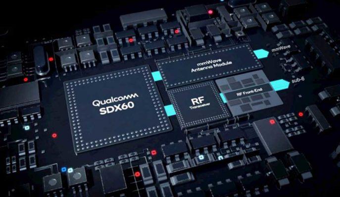 Qualcomm 5G Destekli Yeni Modemi Snapdragon X60'ı Duyurdu