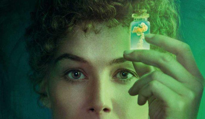 Radioactive Nobel Ödüllü Kimyager Marie Curie'nin Hayatına Işık Tutacak