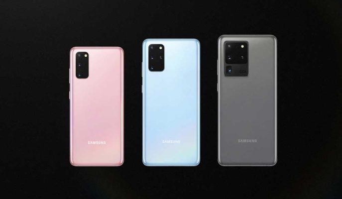 Samsung, Galaxy S20 Ailesinin Tüm Özelliklerini ve Fiyatını Açıkladı