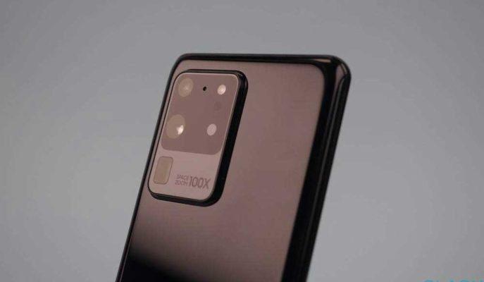 Samsung Galaxy S20 Ultra'nın Kamerası Tartışma Konusu Oldu