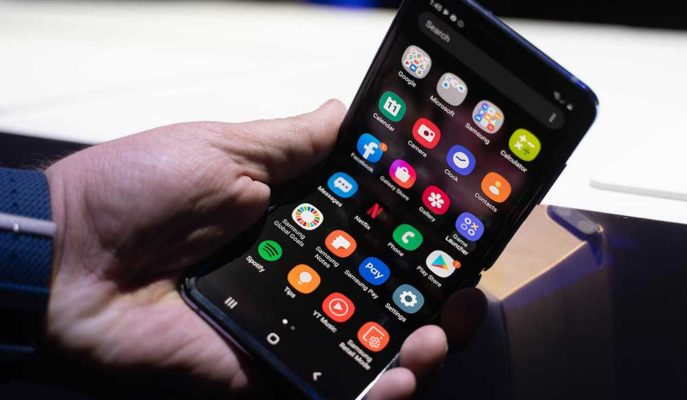 Samsung Galaxy Z Flip'in Sağlamlığı Beklentilerin Altında Kaldı