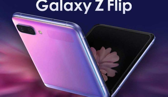 Samsung'un Katlanabilir Telefonu Galaxy Z Flip'in Satış Beklentisi Abartılı Bulundu