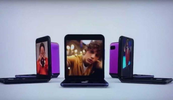 Samsung'un Yeni Katlanabilir Telefonu Galaxy Z Flip ve Galaxy Buds+ Görücüye Çıktı