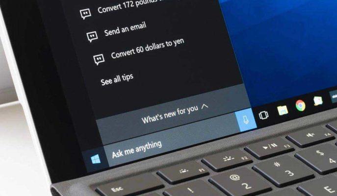 Windows 10'un Arama Sistemi Daha İşlevsel Hale Geliyor