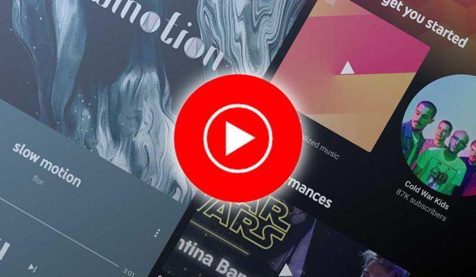 YouTube Music Kullanıcılara Çalan Şarkıların Sözlerini Gösterecek