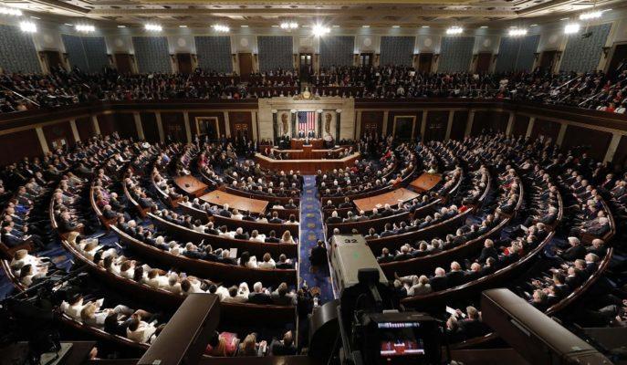 ABD Senatosu Tarihte Görülmemiş Büyüklükte Teşvik Paketini Onayladı