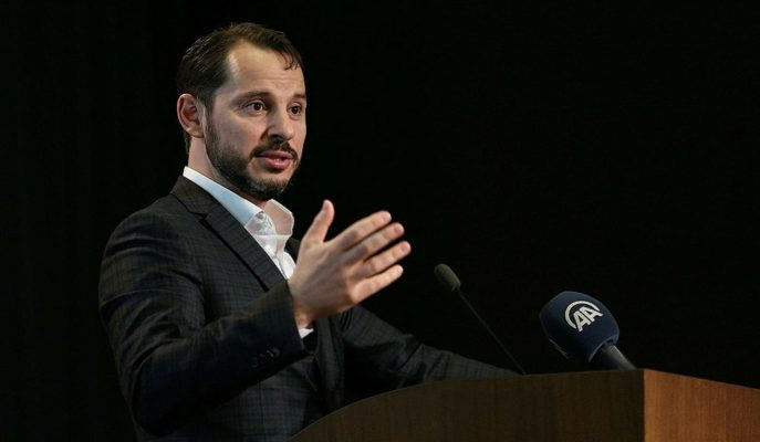 Hazine ve Maliye Bakanı Albayrak: Piyasaya 50-60 Milyar TL Likidite Sağlanacak