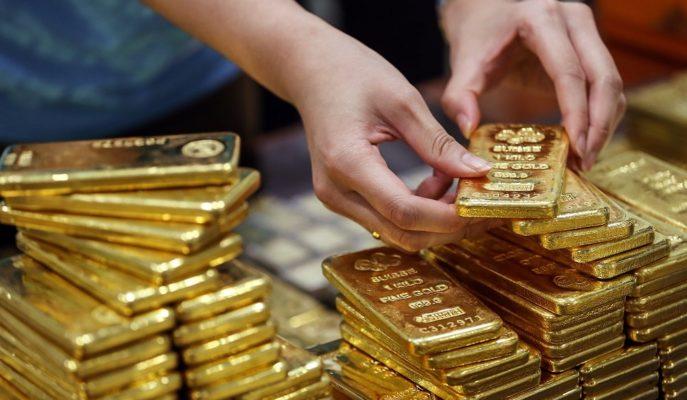 Altın Fiyatları FED'in Faiz İndirimi Sonrasında %1'e Yakın Yükseldi