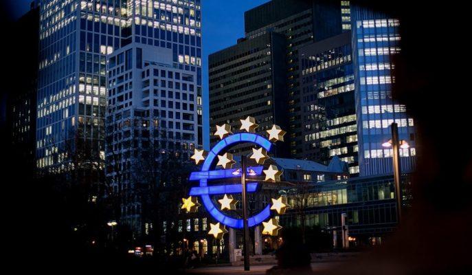 AMB Euro Bölgesinin Ekonomisini Korumak için 750 Milyar Euro'luk Tahvil Alım Programını Açıkladı