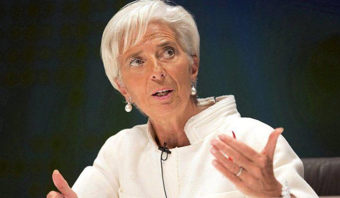 AMB Başkanı Lagarde: Virüsle Mücadelede Uygun ve Hedeflenen Önlemler Almaya Hazırız
