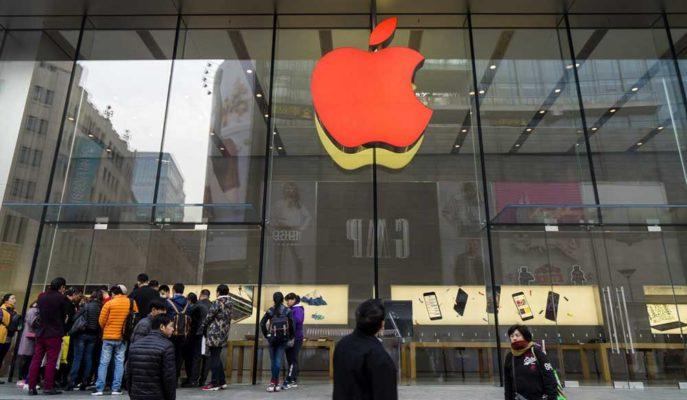 Apple Çin'de Kapattığı Mağazalarını Açma Kararı Aldı