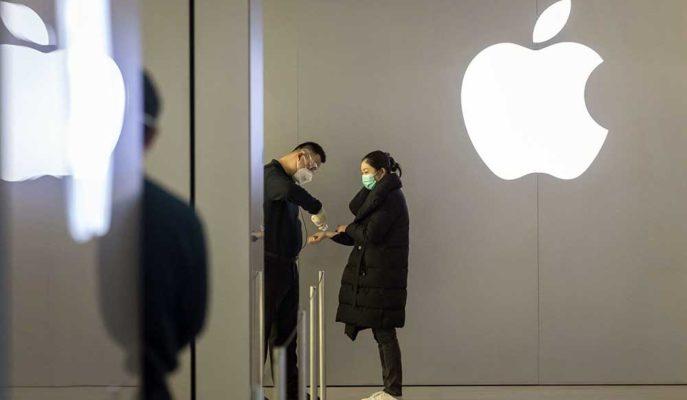 Apple, Corona Virüsüne Karşı Yeni Güvenlik Önlemleri Alıyor