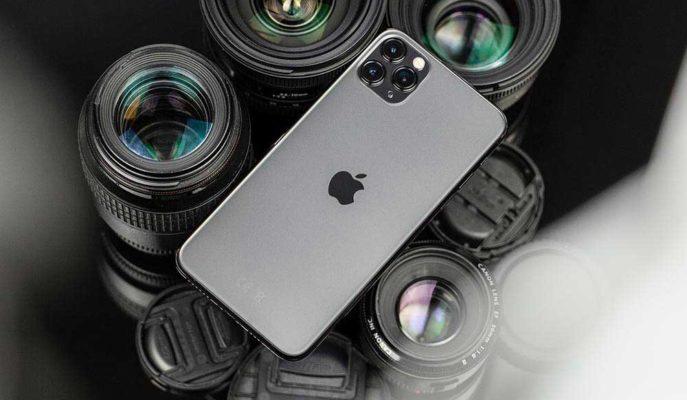 Apple'ın iPhone için Kullandığı Kamera Lensleri Tükenme Noktasına Geldi