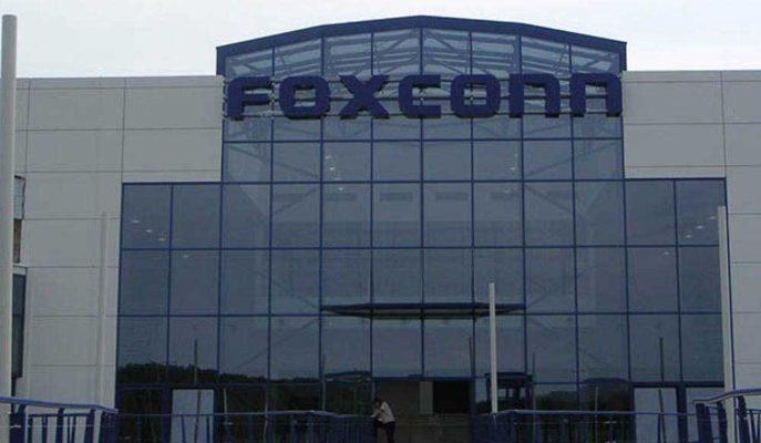 Apple için iPhone Üreten Foxconn'da İşler Yoluna Giriyor