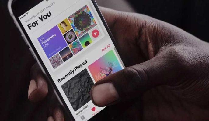 Apple Music İnsanlara Moral Verecek Çalma Listeleri Hazırladı