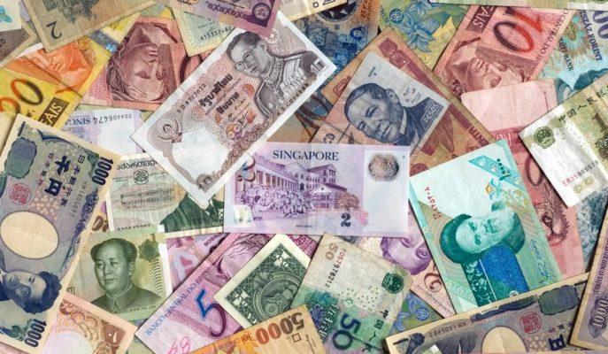 Asya Ülkelerinde Para Birimleri Petroldeki Sert Düşüşle Geriledi