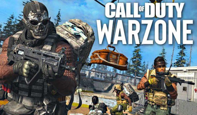 Call of Duty: Warzone 15 Milyon Oyuncuya Ulaştı