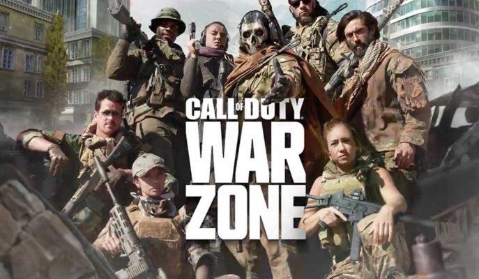 Call of Duty: Warzone PlayStation 4'e Geldi ve Twitch'te İzlenme Rekoru Kırdı