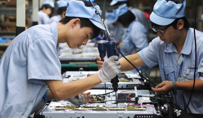 Çin İmalat PMI Koronavirüs Salgını Etkisiyle Tarihi Düşük Seviyede!