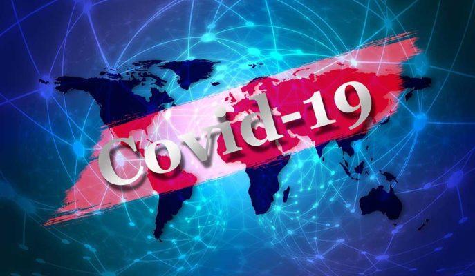 Corona Virüsünün Dünyayı Getirdiği Son Durum Uydudan Görüntülendi