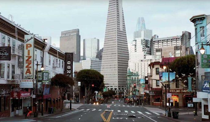 Corona Virüsünün San Francisco Sokaklarını Getirdiği Son Durum