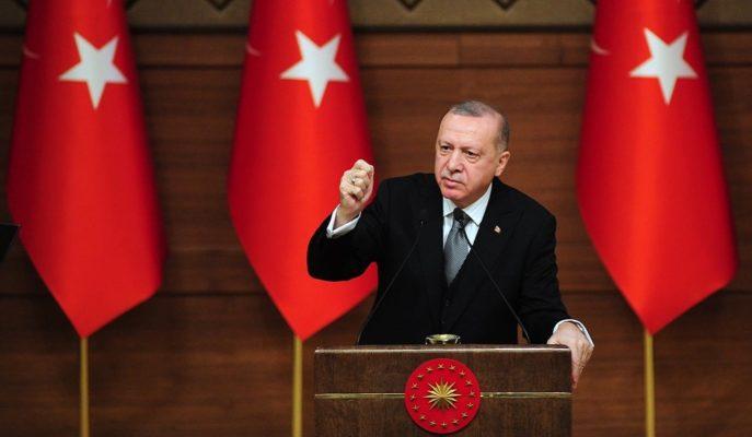 Cumhurbaşkanı Erdoğan: Avrupa'ya Gitmeye Başlayan Mülteciler Milyonları Bulacak