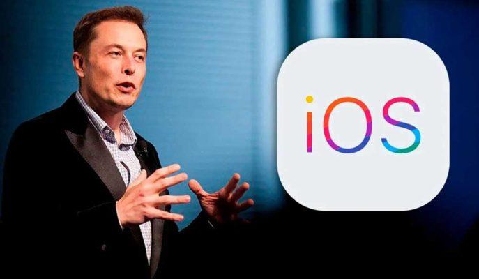 iOS 13, Elon Musk'ın Eleştirilerinin Hedefi Oldu