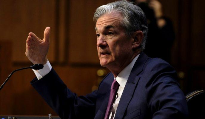 FED Başkanı Powell'a Göre Koronavirüs Bu Yıl Enflasyonu Baskılayacak