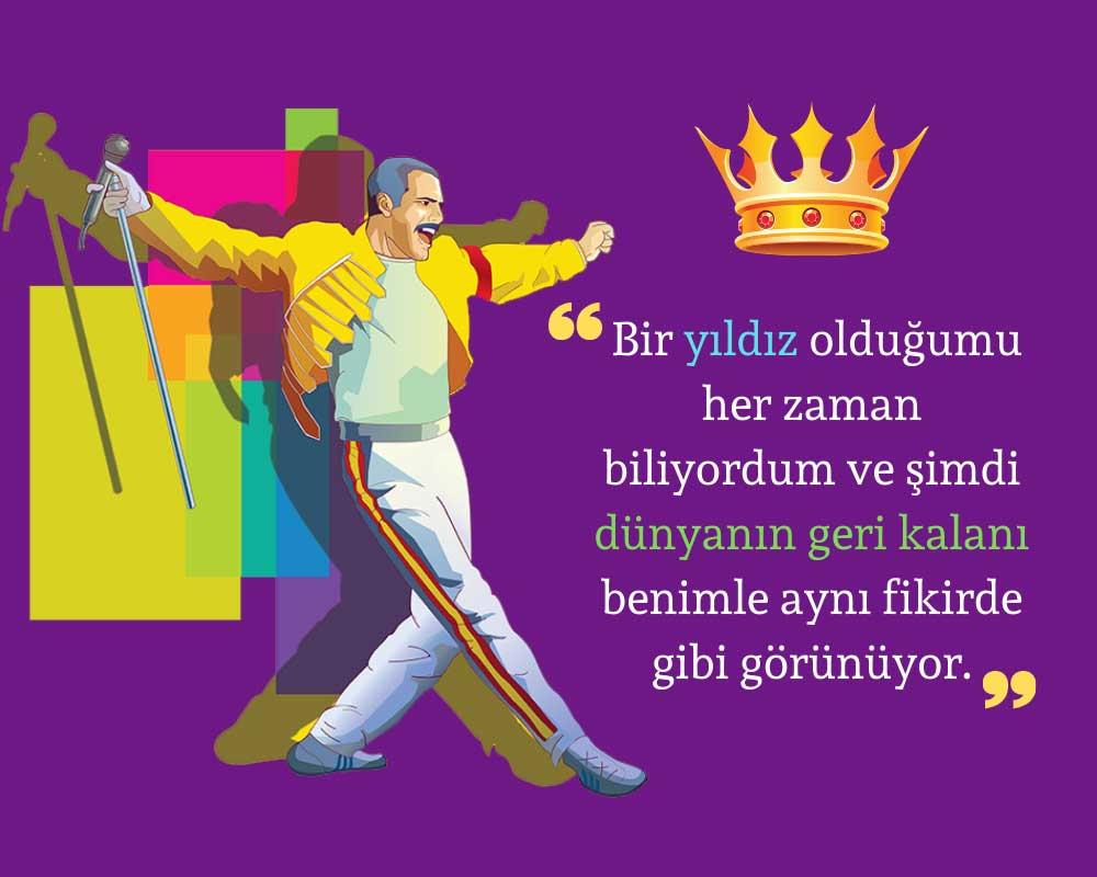 Freddie Mercury Yıldız