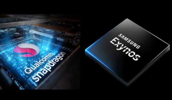 Galaxy S20'ye Güç Veren Snapdragon 865 vs Exynos 990 İşlemcileri Karşılaştırıldı