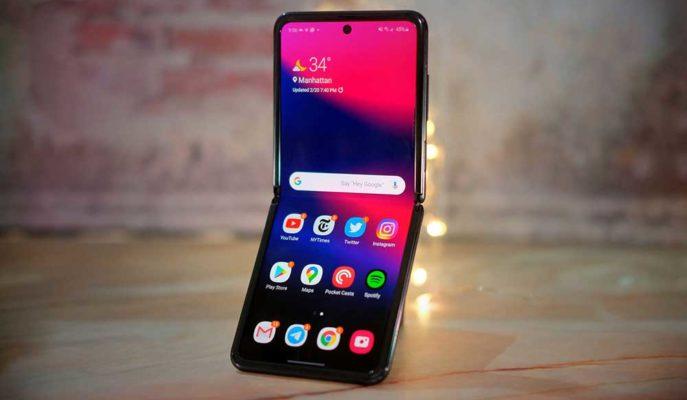 Türkiye'de İlk Günden Tükenen Galaxy Z Flip Yeniden Satışa Sunuldu