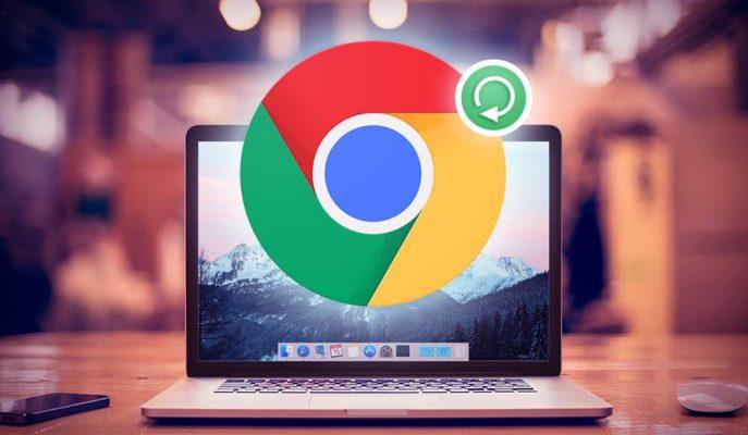 Google Chrome için Ara Verdiği Güncelleme Çalışmalarını Yeniden Başlattı