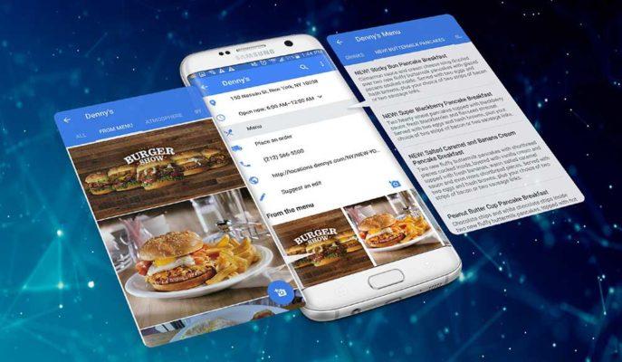 Google Haritalar Restoranlara Dair Daha Fazla Bilgi Verecek