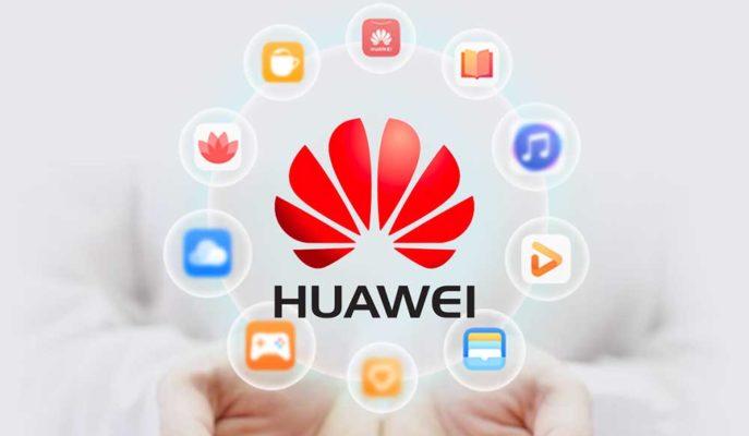 Huawei'nin Kendi Uygulama Ekosistemi Hızla Büyüyor