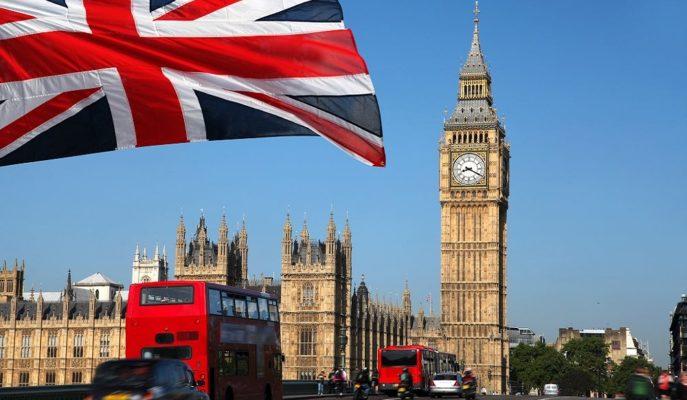 İngiltere Hizmet Sektörü PMI Şubat'ta 53,2'ye Geriledi