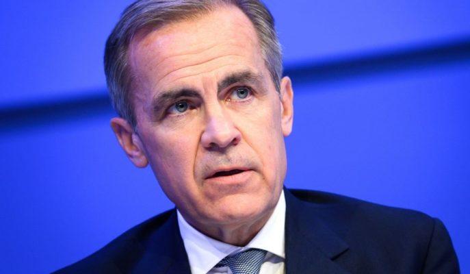 İngiltere Merkez Bankası Başkanı: Virüs Ekonomide Geçici Şok Etkisi Yaratacak