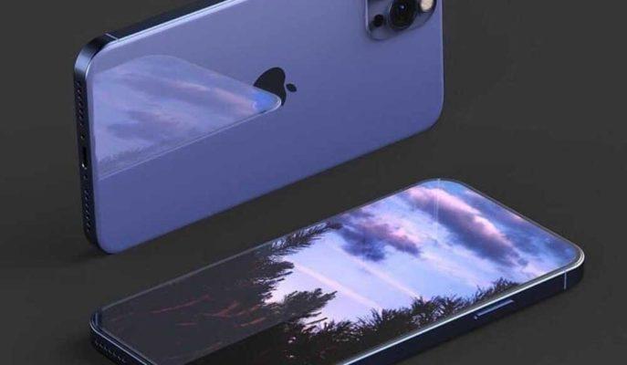 iPhone 12 için Hazırlanan Son Konsept Çentiği Ortadan Kaldırıyor