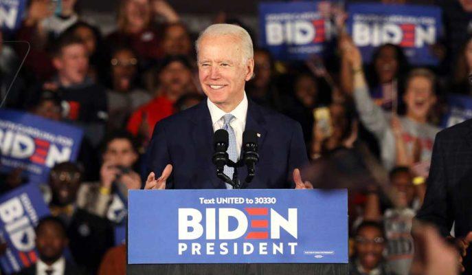 Joe Biden Süper Salı Zaferleriyle Rakiplerini Üzdü