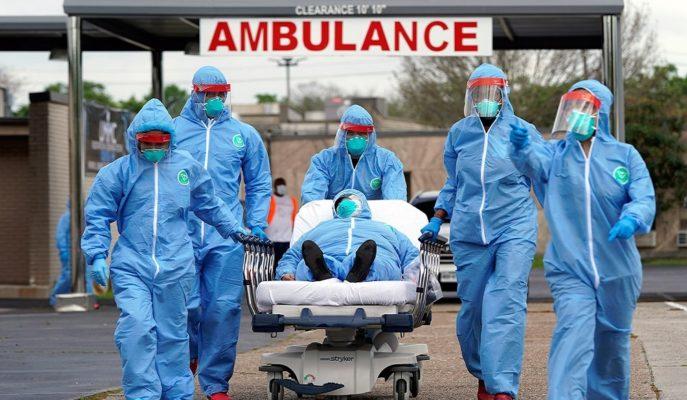 Koronavirüs Kaynaklı Ölümler 16.700'ü Aşarken, Yarısını İtalya ve İspanya Oluşturuyor