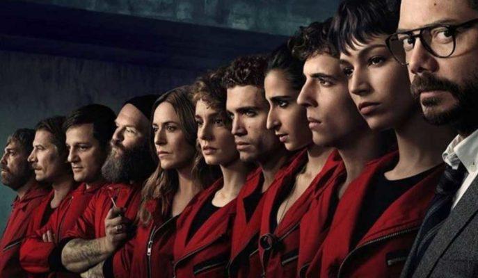 La Casa de Papel'in 4. Sezonu için Geri Sayım Sürüyor